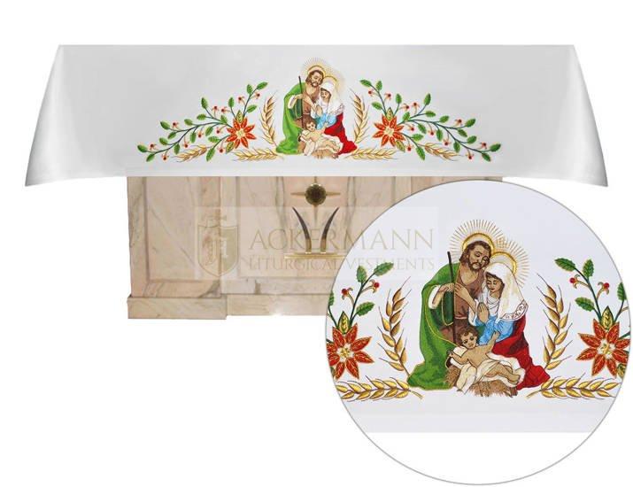 Altar cloth Betlejem v2