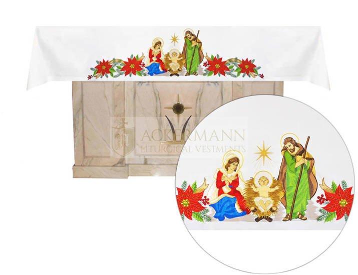 Altar cloth christmas