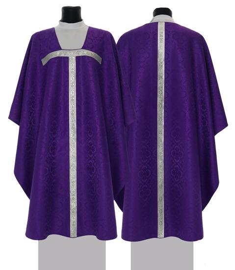Gothic Chasuble Tau Cross model 051