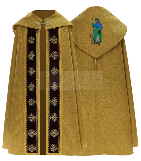 Gothic Cope Saint Roch model 415