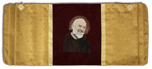 Humeral veil Saint Padre Pio model 29