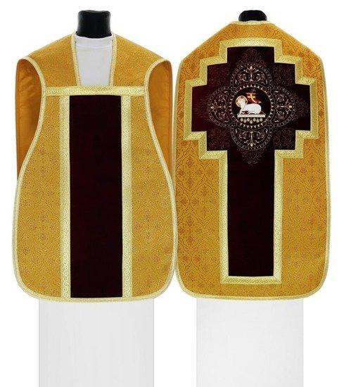 Roman Chasuble The Lamb of God