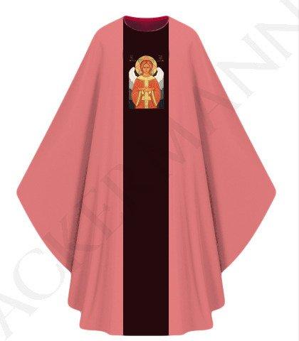 Rose Gothic Chasuble Holy Silence model 445