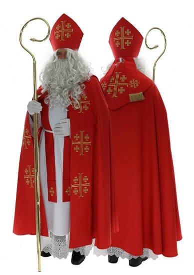Saint Nicholas costume, Set for Christmas SC2