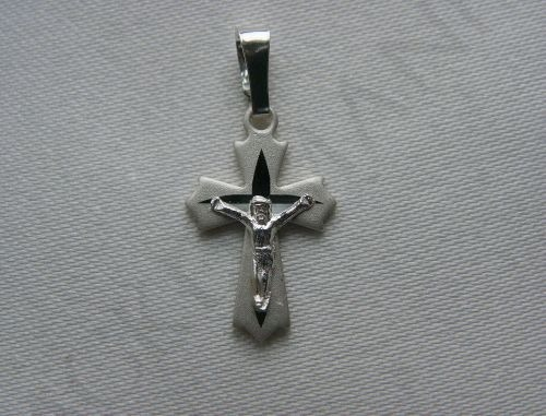 """Silver Cross """"diamond"""" v2"""